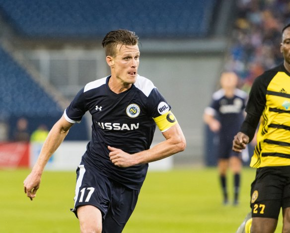michael reed vs pittsburgh riverhounds